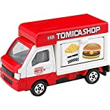 Tomica shop original Subaru Sambar movement sale
