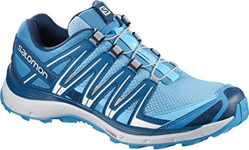 Salomon Scarpe Femminili per la Corsa e Trail Running XA Lite Blu (Aquarius/Hawaiian Surf/Poseidon)