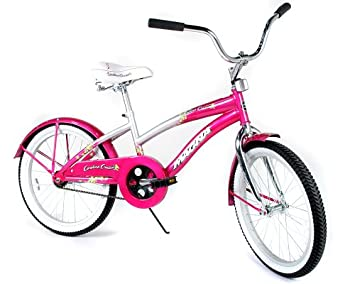 Magna Carolina Cruisin Girls Cruiser Bike 20 Inch