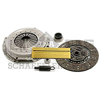 LUK CLUTCH KIT 94-97 FORD F250 F350 7.3L TURBO DIESEL 87-97 SUPER-DUTY F53 7.5L