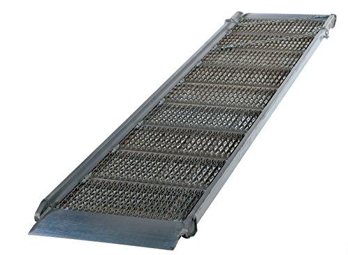 Vestil-AWR-G-38-14A-Aluminum-Grip-Strut-Walk-Ramp-1600-lb-1675-Length-39375-Width-375-Height