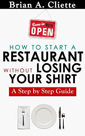 how to start your restaurant A guide to what it costs to open your own restaurant, cafe or bar your starting point is likely to be what it costs you to make a dish.