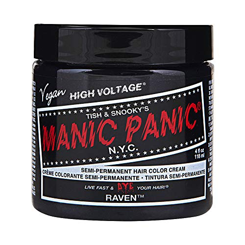 Manic Panic - Raven Cream Hair Color 4