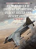 AV-8B Harrier II Units of Operations Desert