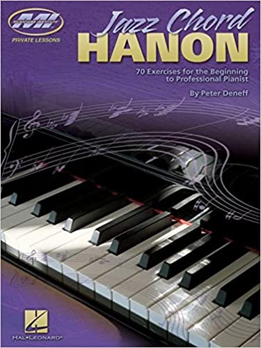 Amazon Jazz Chord Hanon Private Lessons Series Musicians