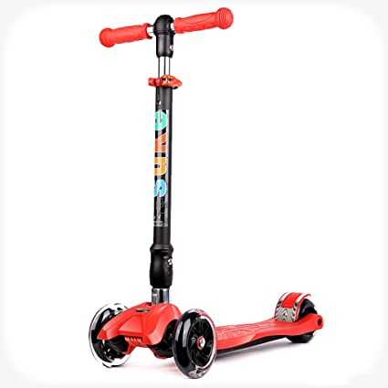 Patinetes Scooters para niños de 5 años en adelante, Light ...