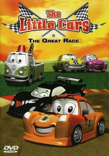 Amazon Com The Little Cars In The Great Race Artist Not Provided