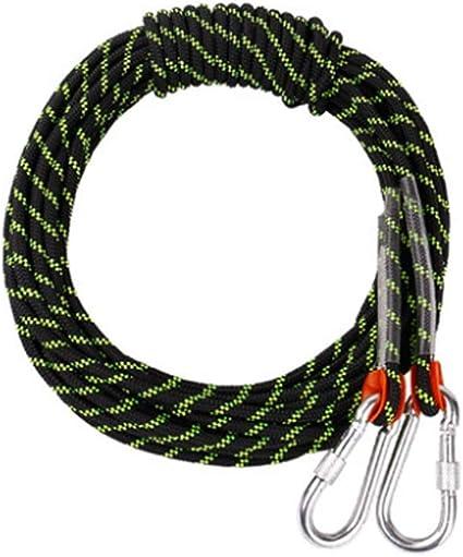 Cuerda de rescate rapel Estática Cuerda De Escalada Cuerda De ...