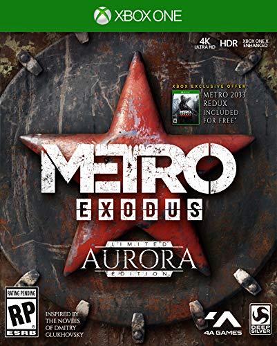 Metro Exodus: Aurora Limited Edi...