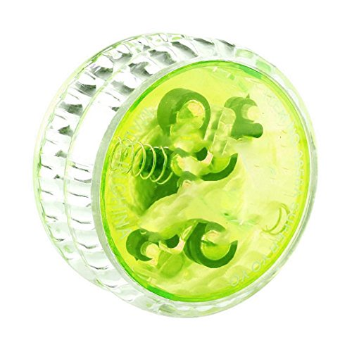 Halffle New Light Up Plastic Auto-Return YoYo Balls, Professional Auto-Return with String for Children Kids Adult Toys Fun Party Gifts for Kids by Halffle