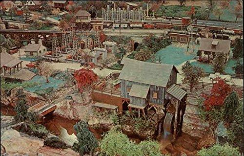 Roadside America Shartlesville, Pennsylvania Original Vintage Postcard from CardCow Vintage Postcards