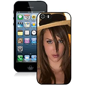 New Fashion Custom Designed Skin Case For iPhone 5s With Malena Morgan Phone Case Cover