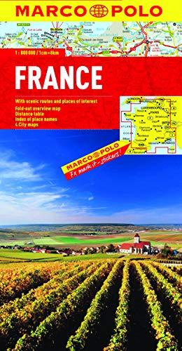 France Marco Polo Map (Marco Polo Maps)...