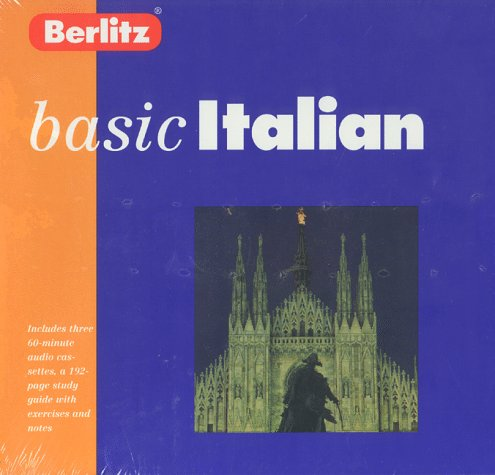 Italian with Book (Berlitz Basic)