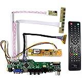 screen controller board - VSDISPLAY HDMI+VGA+CVBS+USB+RF+Audio LCD Motor Driver Board Controller Kit Work For 15.4'' 17'' CLAA154WP05 B170PW03 1440x900 1CCFL 30Pin LCD Panel