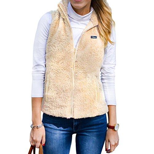 2 Womens Fleece Vest - 4