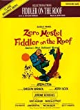 Selections From Fiddler on the Roof: Tenor Sax (Classic Broadway Shows)