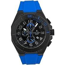 Jacques DU Manoir Men's Racing Sport Swiss Made Chronograph Watch SP0.3