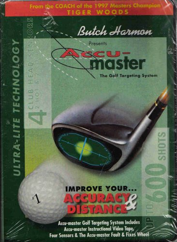 (Accu-Master : The Golf Targeting System )