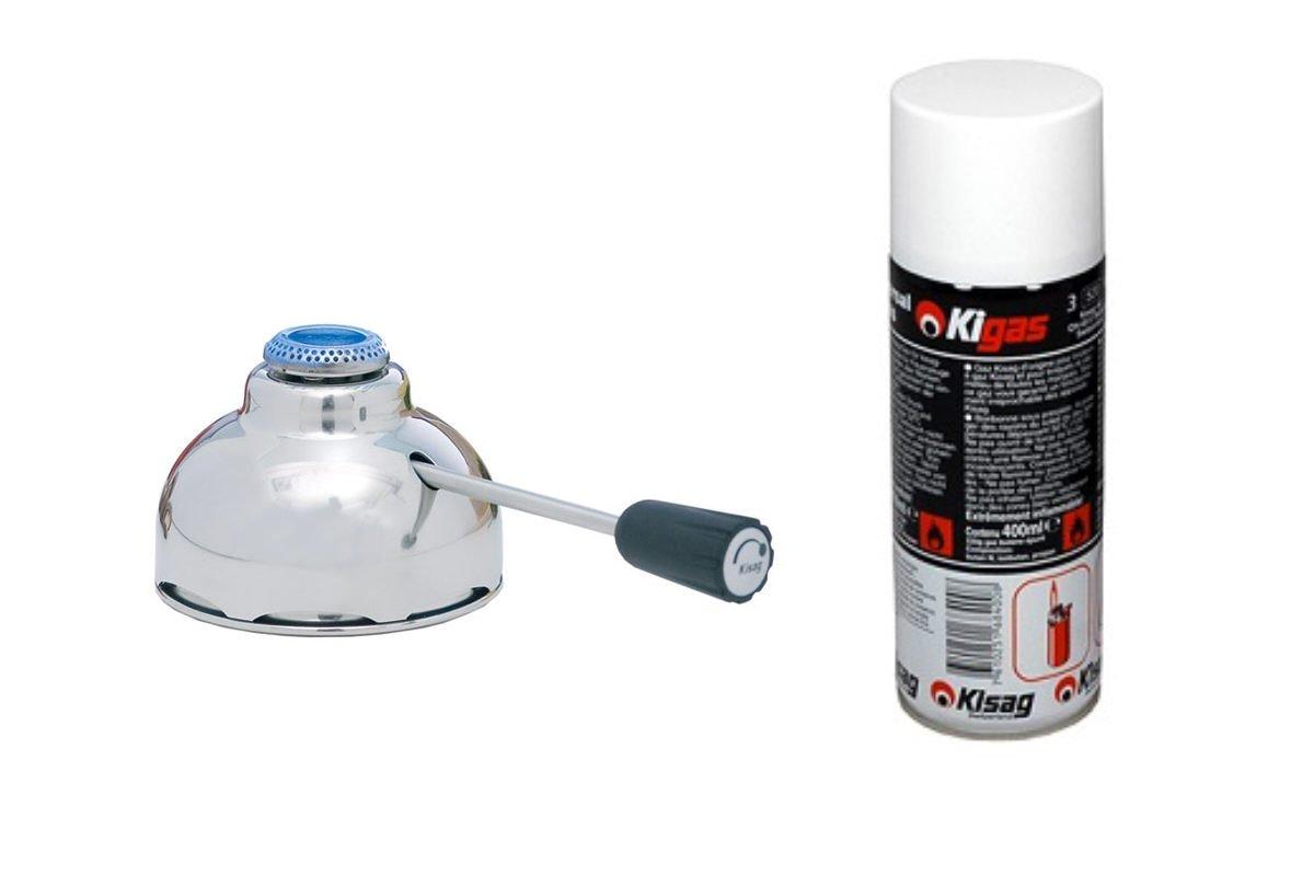 Seguridad de gas Grabadora Kisag - 1 KW para todos los ...