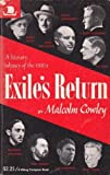 Exile's Return, Malcolm Cowley, 0670000043