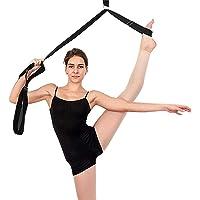 Yesloo Door Ballet Yoga Stretch Strap, Beenstretcher Riem voor Rekken, Flexibiliteit en Fysiotherapie