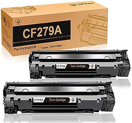 CMYBabee 79A CF279A Reemplazo para HP CF279A HP 79A Negro Alto ...