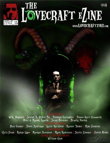 Lovecraft eZine - June 2012 - Issue 15