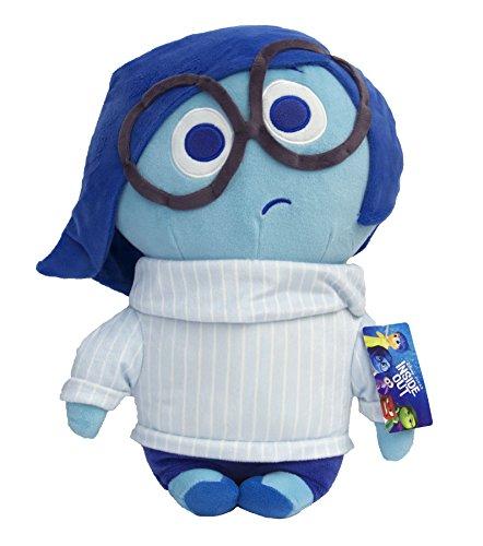 """Disney/Pixar Inside Out Sadness  17"""" x 11""""   Pillow buddy"""