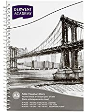 Derwent Academy Drawing Pad A4