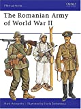 img - for The Romanian Army of World War II (Men-at-Arms, No. 246) book / textbook / text book