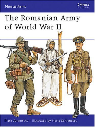Romanian Army World War Men at Arms product image
