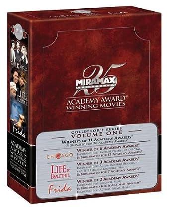 Amazon com: Academy Award Winning Movies - Volume I (Chicago