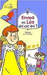 L'école d'Agathe, Tome 9 : Emma ou Léa, qui est qui? par Pakita