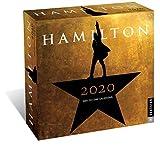 Hamilton 2020 Day-to-Day Calendar
