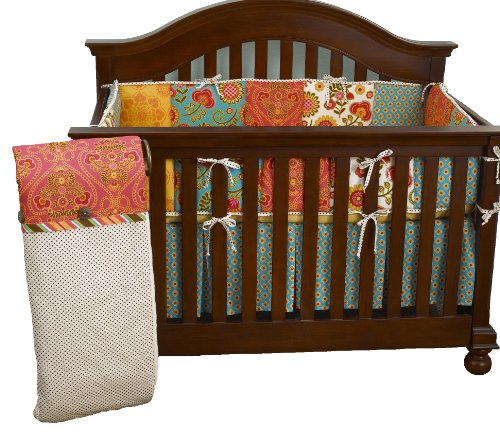 Cotton-Tale-Designs-Gypsy-4-Piece-Crib-Bedding-Set