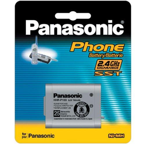 PANASONIC HHR-P103 Replacement R...