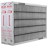 Honeywell - FR8000F1625 Pleated Air Filter 16'' x 25'' MERV 15 - 2 Pack