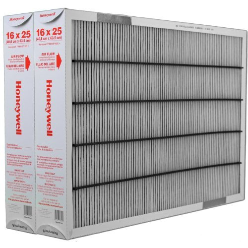 Honeywell - FR8000F1625 Pleated Air Filter 16
