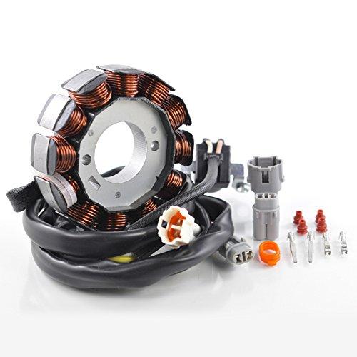High Output Stator (High Output Stator For Yamaha YFZ 450 2004-2009 2012-2013 OEM Repl.# 5TG-81410-00-00 5TG-81410-01-00 5TG-81410-02-00 5TG-81410-03-00 5TG-81410-10)