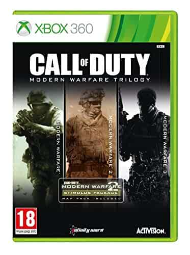 Amazon.com: Call Of Duty: Modern Warfare Trilogy (Xbox 360