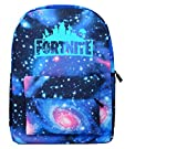 Fortnite Backpack For Kids Boys Teens, Luminous SchoolBags Battle Royale Fan Bag