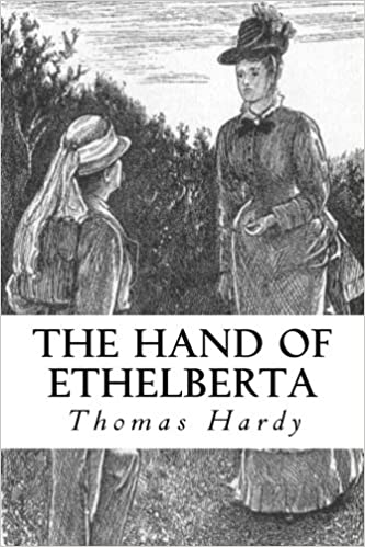 The Hand Of Ethelberta A Comedy In Chapters Thomas Hardy Taylor