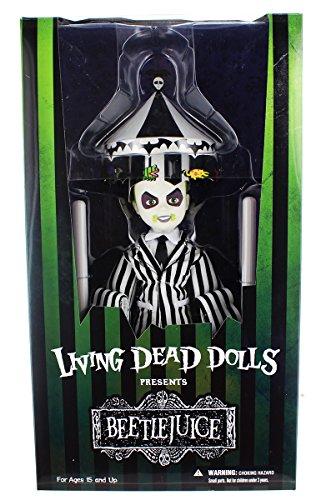Living Dead Dolls Showtime Beetlejuice Doll