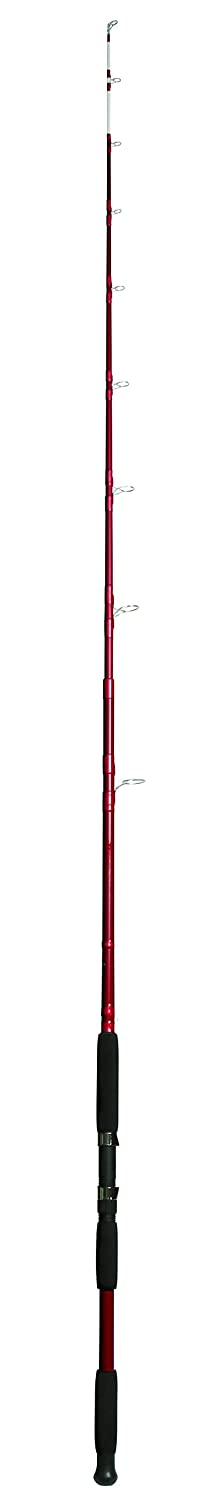 Rippin Lips Super Cat Spinning Rod with Glow Tip, 8-Feet Heavy