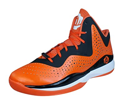 finest selection 812c8 0d5c4 adidas D Rose 773 III Hommes Chaussures de basket-ball-Orange-50