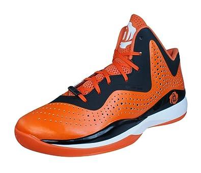 e6181b129f adidas D Rose 773 III Hommes Chaussures de basket-ball-Orange-50 ...