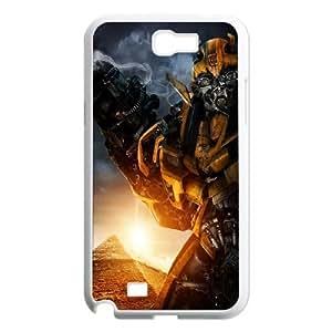 C-EUR Diy Phone Case Transformers Pattern Hard Case For Samsung Galaxy Note 2 N7100