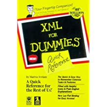 XML For Dummies Quick Reference