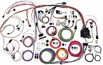 image unavailable  image not available for  color: american autowire 510105 wiring  harness